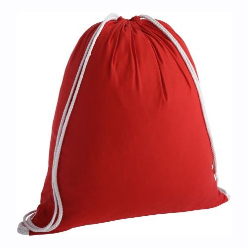 Рюкзак мешок из 100% хлопка оптом